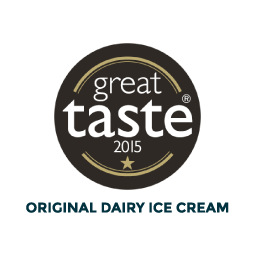 Awards Logo for Original Dairy Ice Cream
